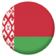 Belarus Country Flag 25mm Pin Button Badge